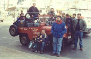 Desfile Civil 2000