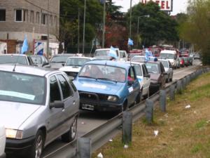 Desfile 9 de Julio 2007